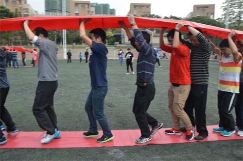趣味运动活动