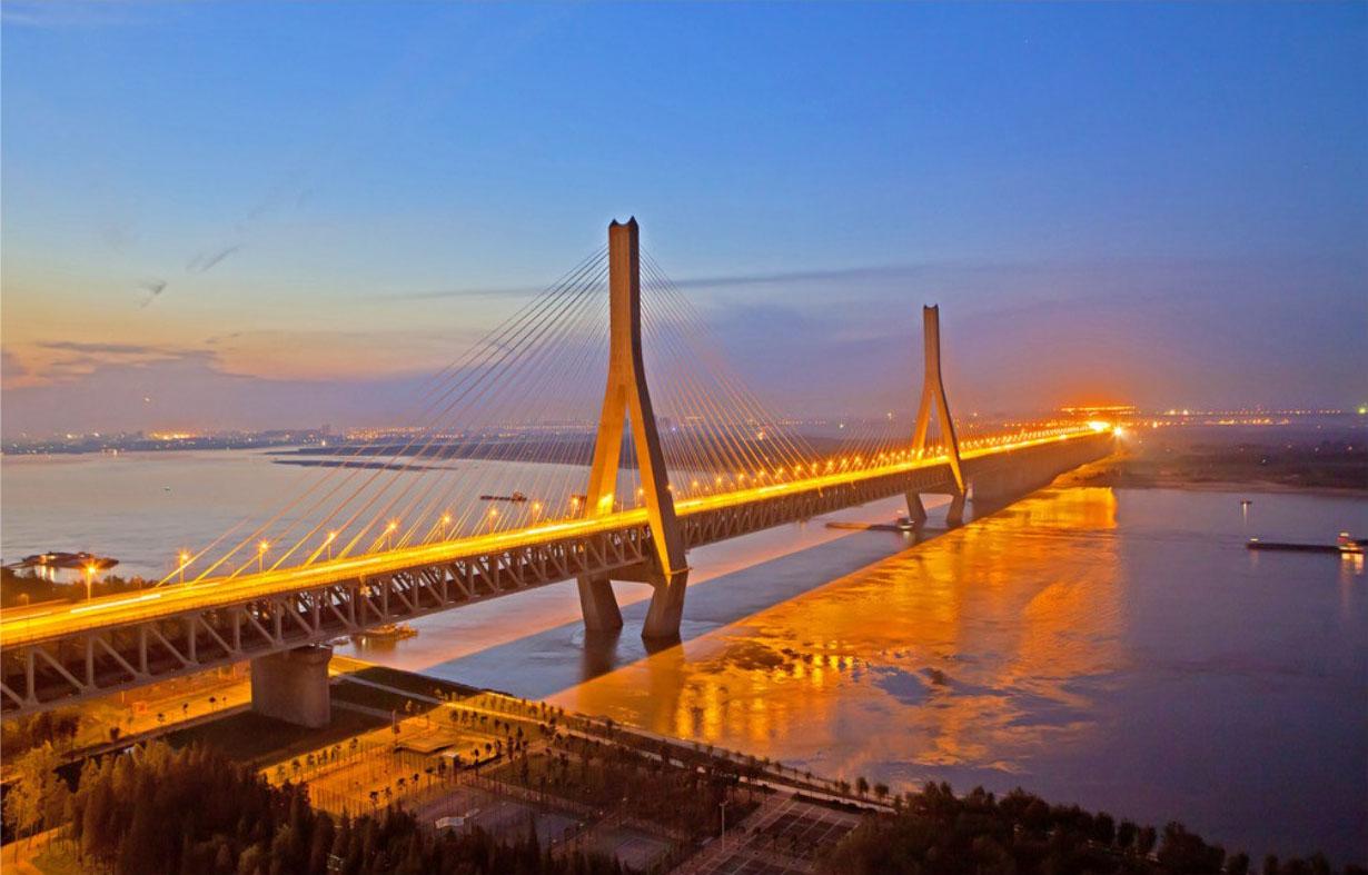 武汉天兴洲大桥