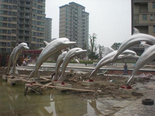 武汉不锈钢雕塑公司