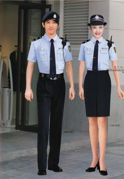 四川保安服厂家