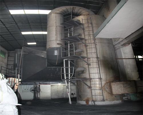 高效静电环保炉