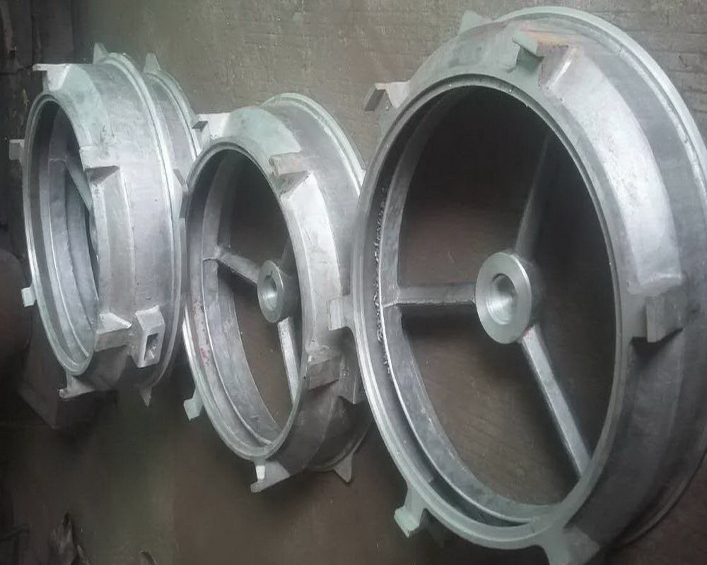 铝合金低压铸造