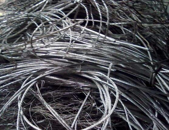 廢鋁線回收
