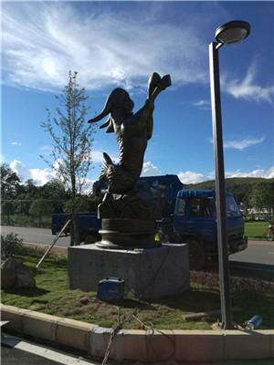 贵阳锻铜雕塑公司