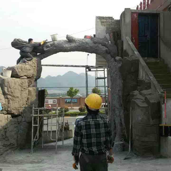 贵州假山雕塑