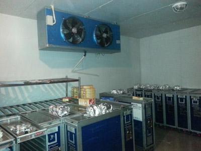 贵州食品贮藏冷库