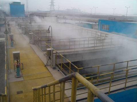哈尔滨某制药厂废水治理工程