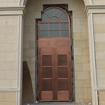 武汉定制铜门