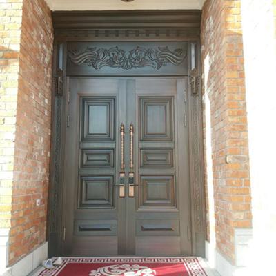 别墅私人铜门