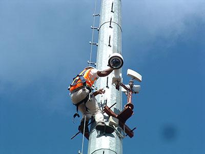 河北石家莊無線監控系統