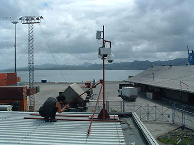 保定河北无线监控系统