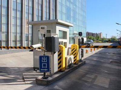 河北石家庄停车场系统
