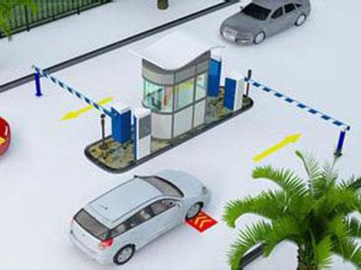 保定河北停车场系统