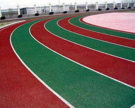 贵州复合型塑胶跑道