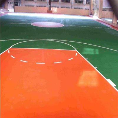 贵阳丙烯酸篮球场