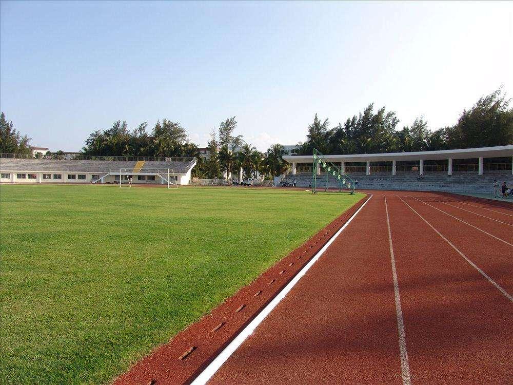 廣州自結紋跑道
