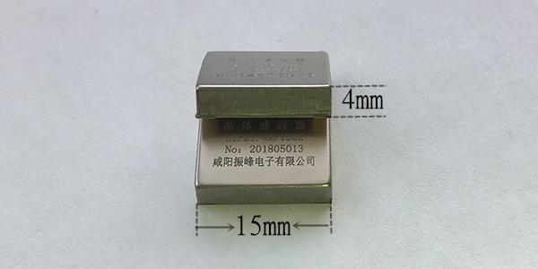 微型晶体滤波器