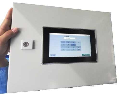 食品機械控制箱