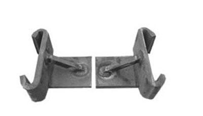 钢轨防爬器