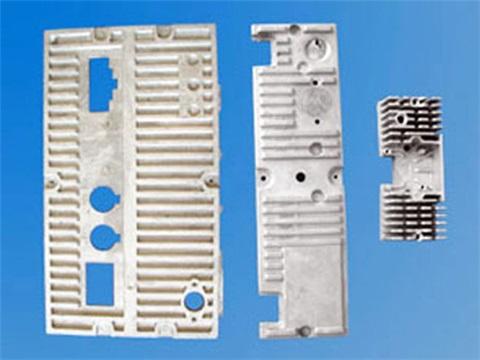 散热器压铸件