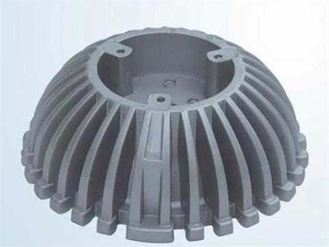 散热器压力铸造件