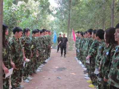 郑州青少年拓展训练