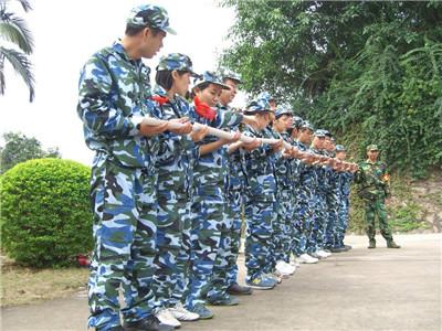 郑州军事拓展训练