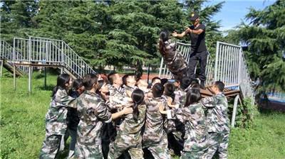 河南拓展训练营地