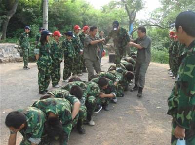 郑州拓展训练机构
