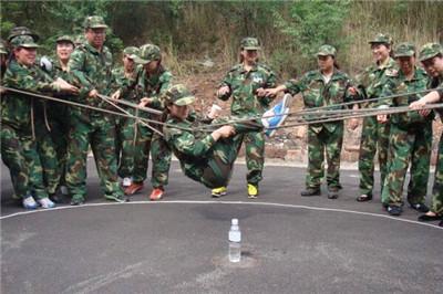郑州野外拓展训练公司