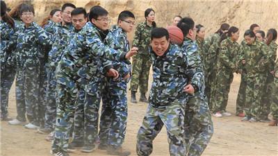 河南企业拓展训练公司