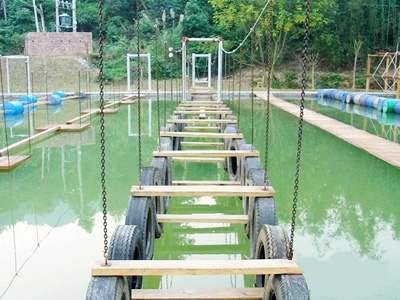 郑州水上拓展训练