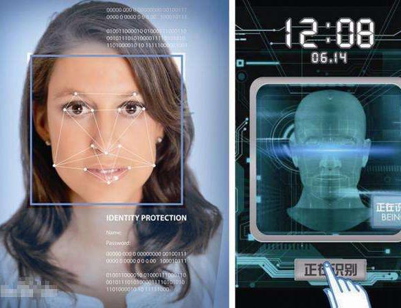 人臉識別係統