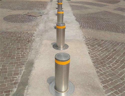 全自動氣壓型升降柱