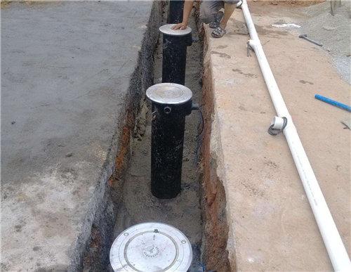 全自動液壓升降柱安裝