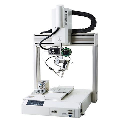 中型焊锡机器人