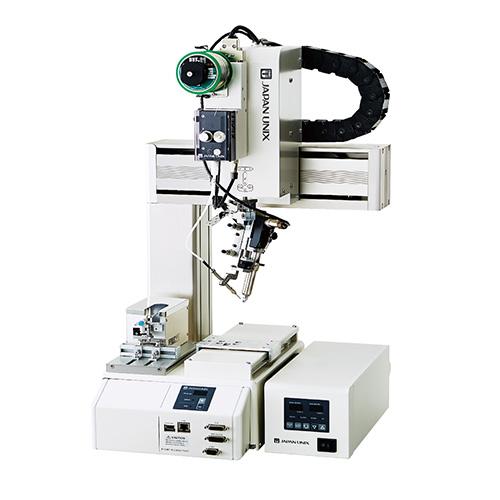 压缩型焊锡机器人