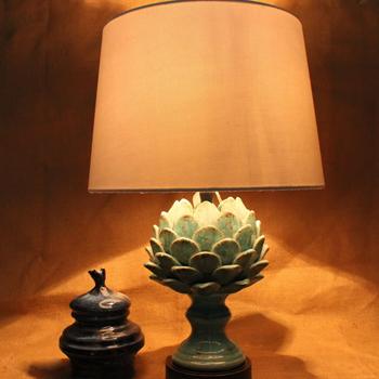 陶瓷灯饰工艺品