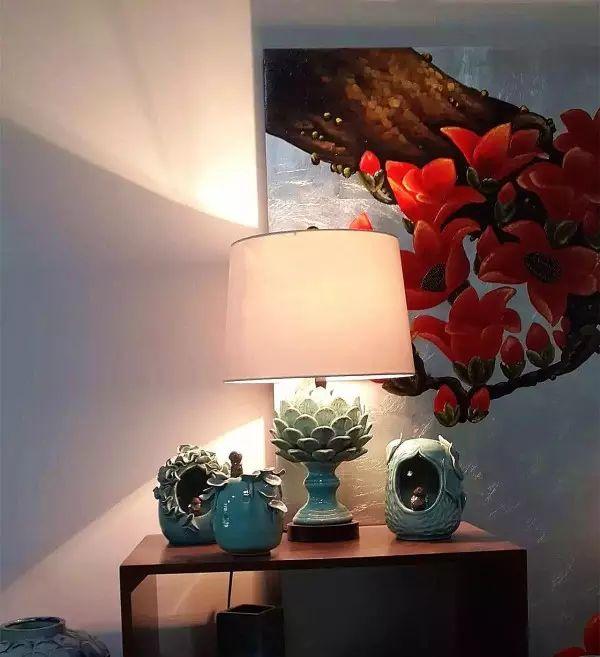 陶瓷灯饰工艺品厂家