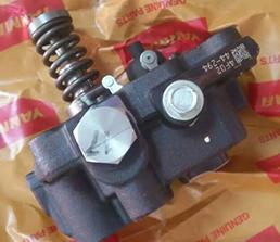 燃油泵泵头