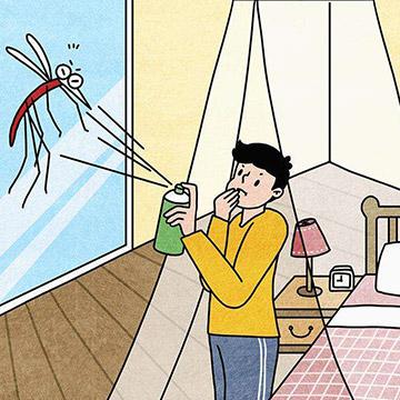 屋内专业杀虫