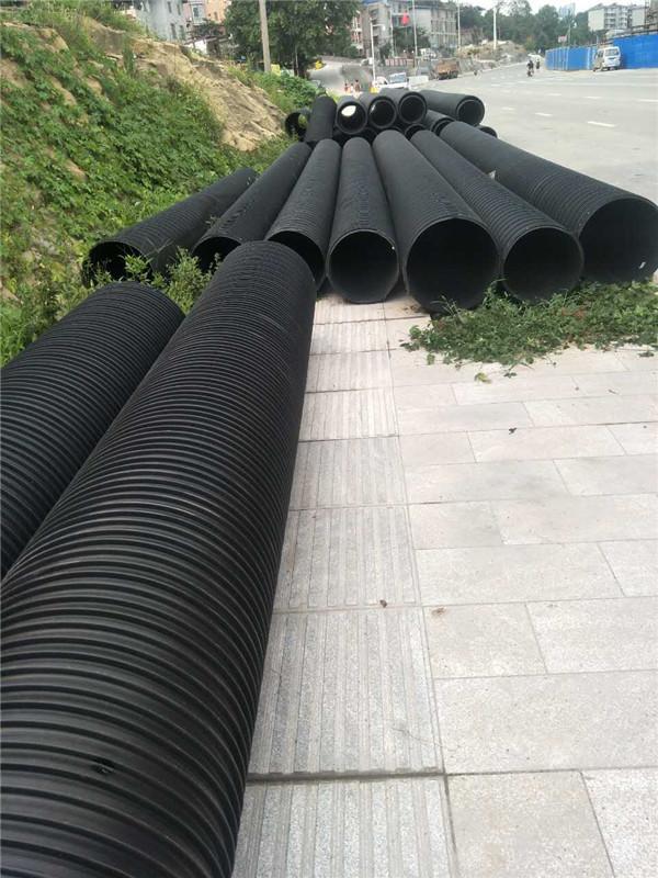 塑钢缠绕管产品质量好不好 固辉供应 塑钢缠绕管