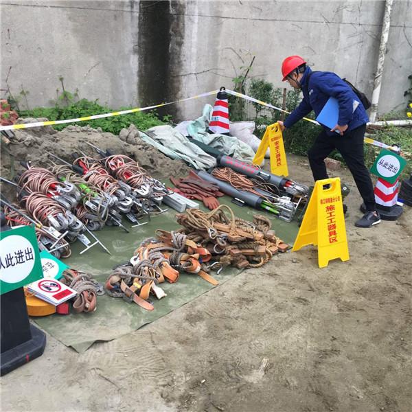 四川线路改造工程