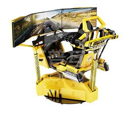 VR疯狂赛车体验馆