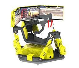 VR疯狂赛车设备厂家