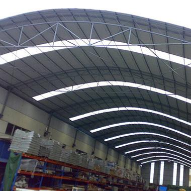 贵州轻钢大棚安装