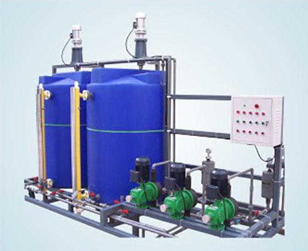 废水半自动加药装置