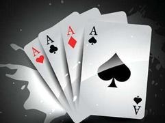 水性扑克牌光油
