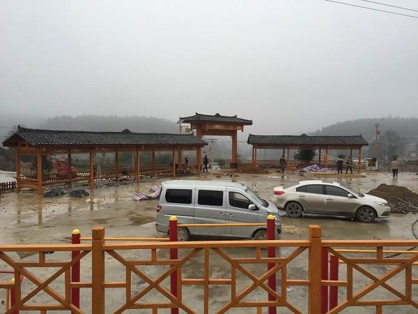 贵州防腐木凳子