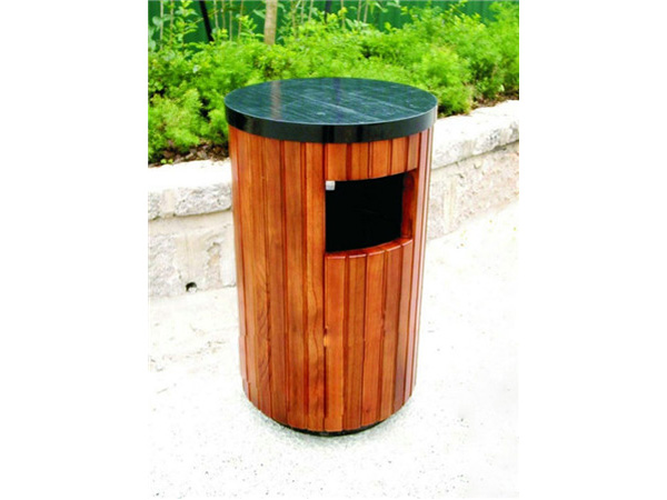 贵州木垃圾箱